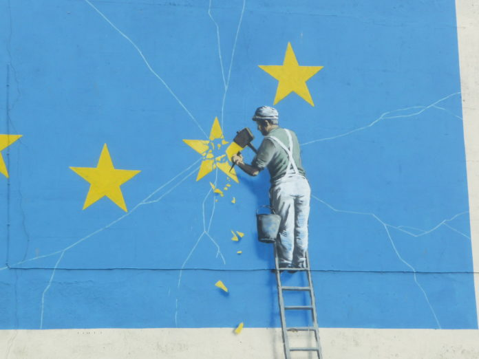 Banksy Brexit and so on